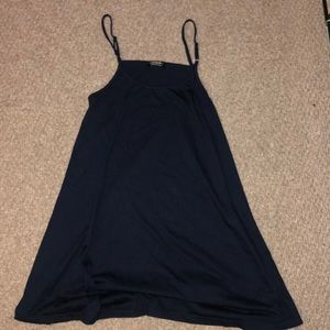 Cotton on black dress size medium